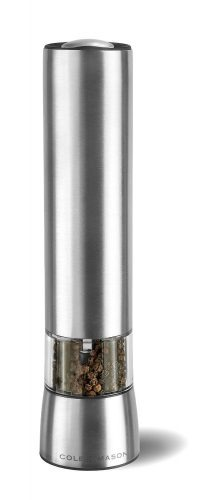 COLE & MASON Hampstead Electric Pepper Grinder-electric pepper grinders