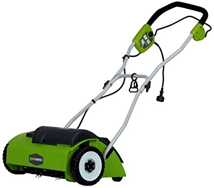 GreenWorks Corded Yard Sweeper