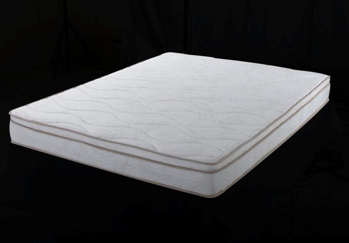 Home Life Euro Top Harmony Sleep Luxury Mattress