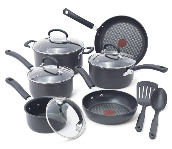 T-fal Ultimate 12-Piece Cookware Set
