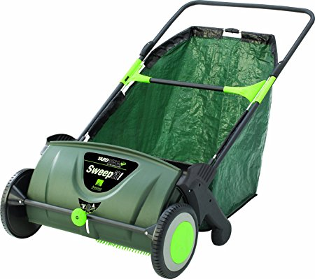 Yardwise Push Lawn Sweeper