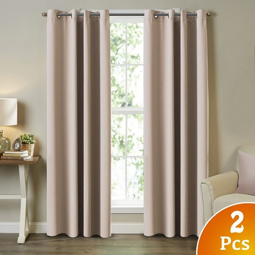 Turquoize Solid Blackout Curtains
