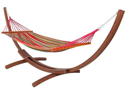 Best ChoiceProducts Arc Double Hammock