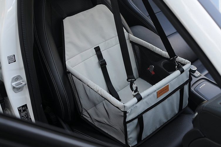 WOpet Portable Pet Car Booster Seat