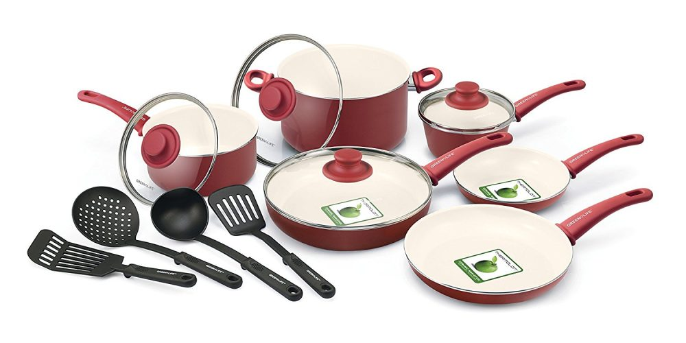 GreenLife Ceramic Non-Stick Cookware