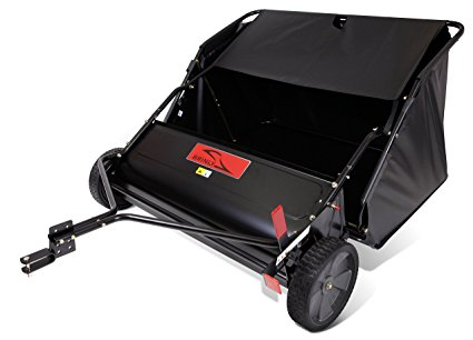 Brinly Tow-Behind Lawn Sweeper