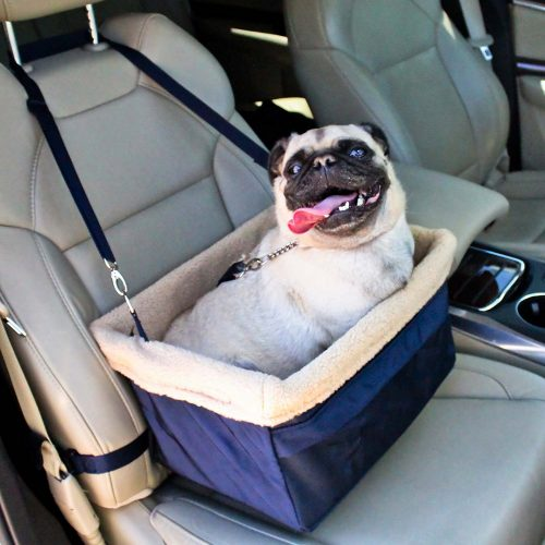 Devoted Doggy Car Seat