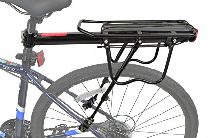 Lumintrail Rear Seatpost Frame Rack