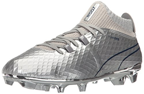 PUMA One Chrome FG Jr. Soccer Shoes