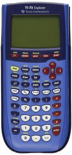Texas Instruments TI-73