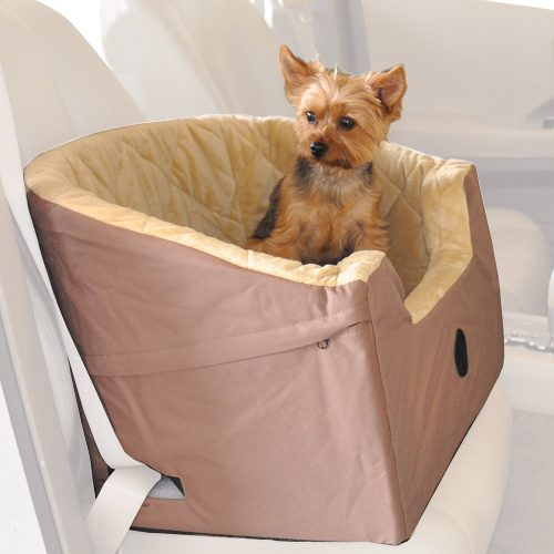 K&H Booster Pet Seat-dog car seats
