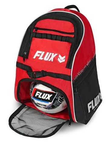 Flux Guardian Bag with Ball Holder