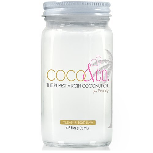 COCO & CO. RAW Coconut Oil