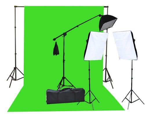 Fancierstudio Photography Lighting Kit