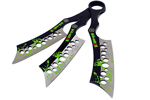 Lastworld Zombie-War Throwing Knives