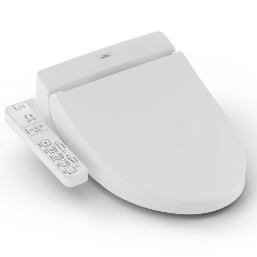 TOTO Washlet Bidet Toilet Seat - Heated Toilet Seats