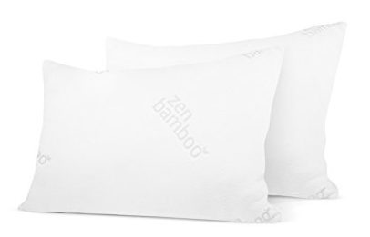 Top 10 Bamboo Pillows In 2019 The Genius Review