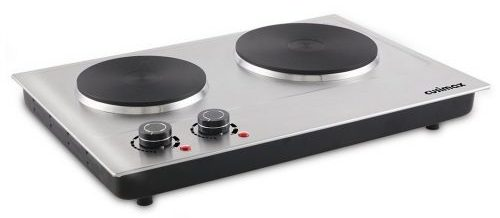 Cusimax Double Hot Plate