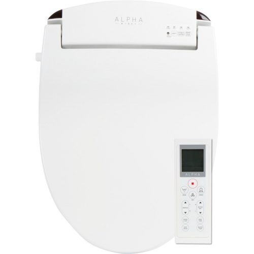 ALPHA JX Bidet Toilet Seat - Heated Toilet Seats