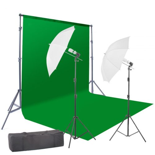StudioFX Backdrop and Studio Light Kit