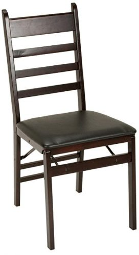 Cosco Folding Ladder Chair-folding chairs