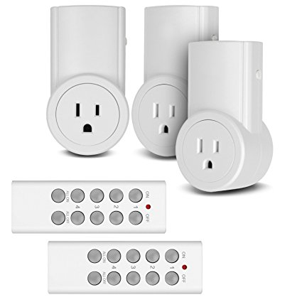 Etekcity Wireless Wall Switch