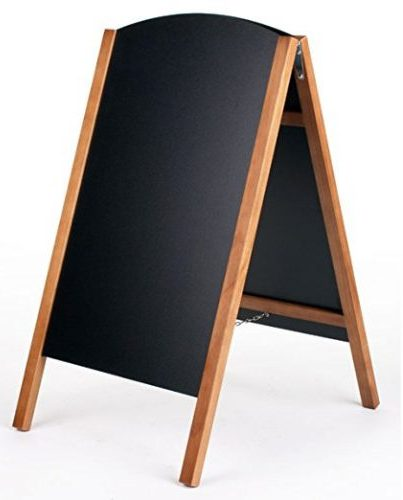Display2Go A-Frame Chalkboard-chalkboards