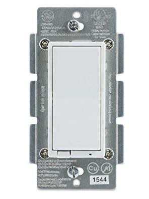 GE Z-Wave Plus Smart Lighting