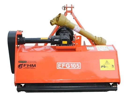 Farmer Helper Flail Mower