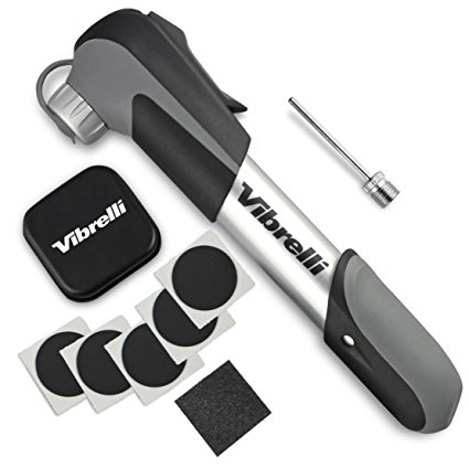 Vibrelli Mini Bike Pump