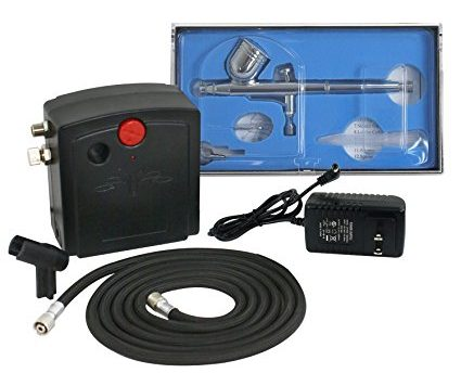 BBBuy Mini Airbrush Compressor Kit
