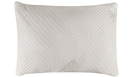 Snuggle-Pedic Bamboo Pillow-bamboo pillows