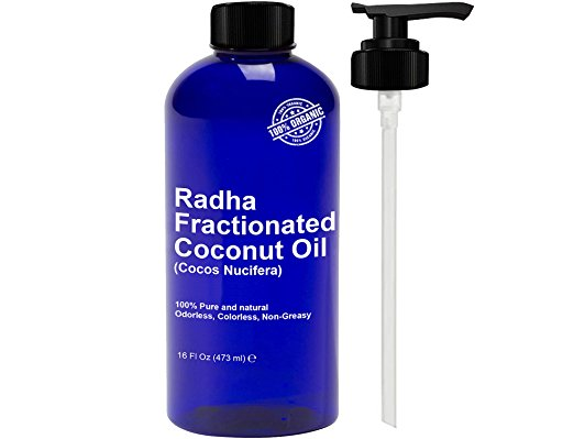Radha Coconut Oil