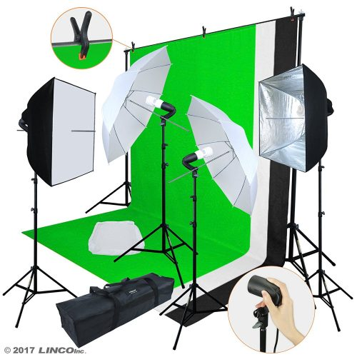 Linco Lincostore Green Screen Kit