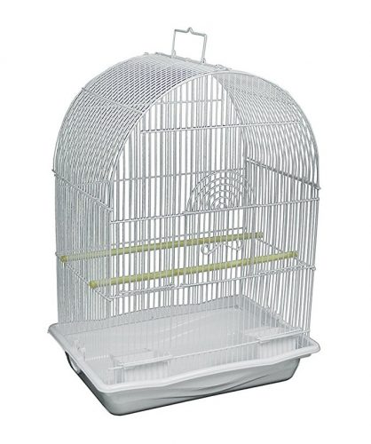 Prevue Pets Arched Top Bird Cage
