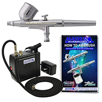 MAS KIT-VC16- B22 Portable Mini Airbrush Kit