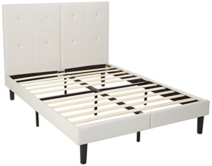 SLEEPLACE Wood Folding Bed Frame