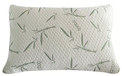 Sleep Whale Bamboo Pillow