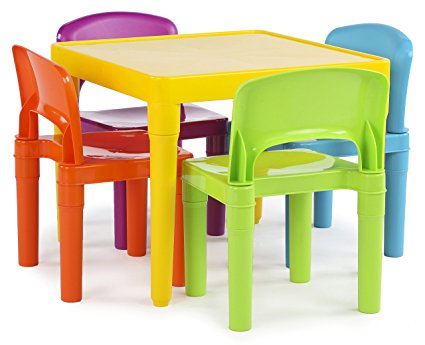 Tot Tutors Kids Table and Chair Set