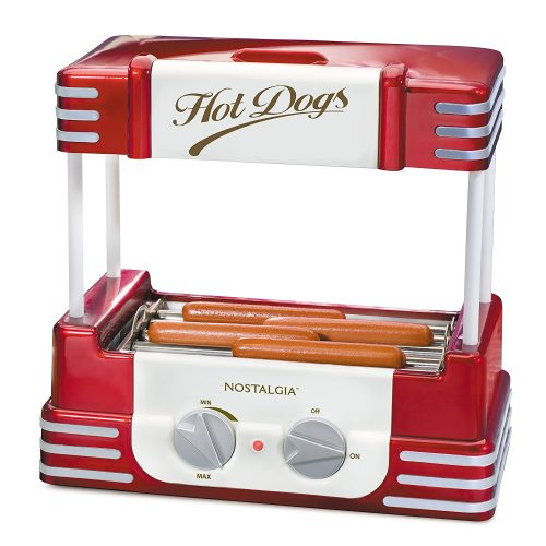 Nostalgia RHD800 Hot Dog Cooker