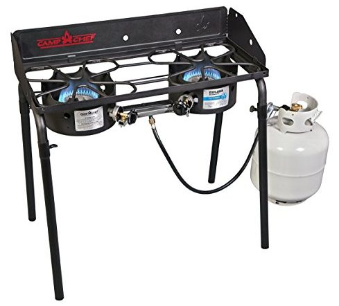Camp Chef Explorer 2 Burner Outdoor Camping Stove