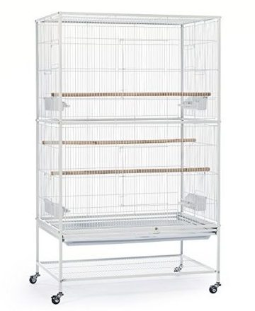Prevue Hendryx Flight Cage-bird cages