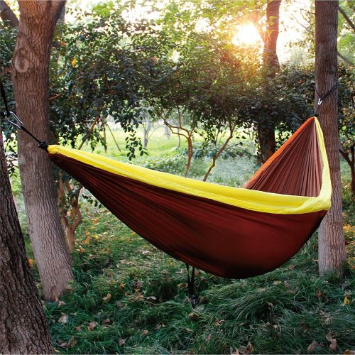 ALPHA CAMP Double Camping Hammock