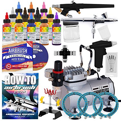 PointZero Professional Cake Decorating Airbrush Kit