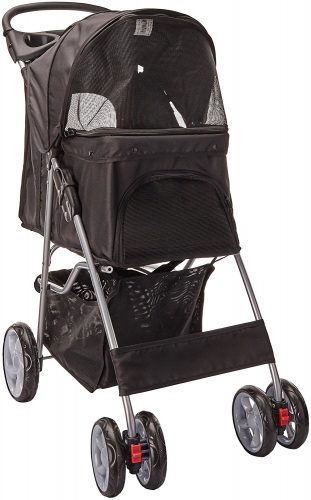 pet strollers with shock absorbers