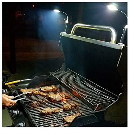 BRIGHT EYES Magnetic Barbecue Light Set