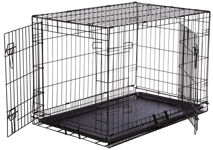 AmazonBasics Metal Dog Crate