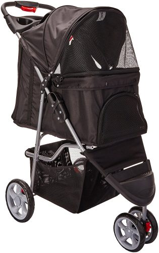 Paws & Pals Elite Jogger Pet Stroller
