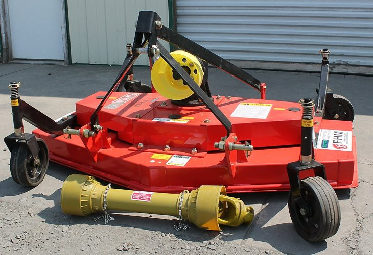 Farmer Helper Finish Mower