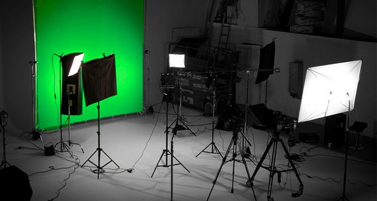 Photo Studio Background  Support Stand Kit Black White Green Screen Backdrop Set